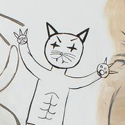 desenhos de gatos