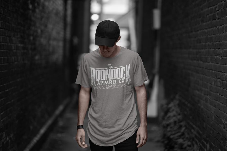 Boondock Apparel, Custom Printed T-Shirts