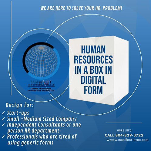 Human Resources In A box