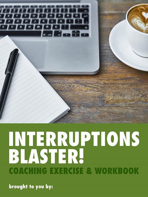Interruptions Blaster E-book