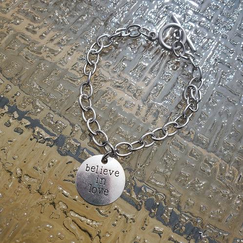 Link Charm Bracelet