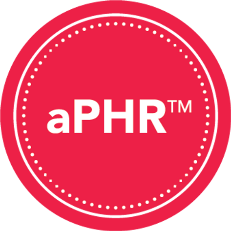 Virtual aPHR Exam + aPHR Prep Program Bundle