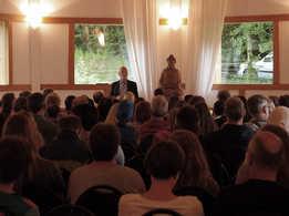 Vortrag in TamanGa