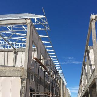 โครงหลังคาสำเร็จรูป โครงสร้างหลังคา โครงถัก sigmatruss