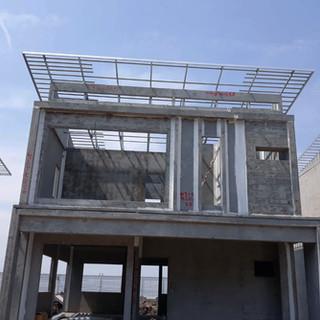 โครงหลังคาสำเร็จรูป โครงสร้างหลังคา โครงถัก