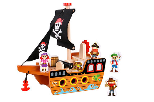 TKI060 Pirate Ship
