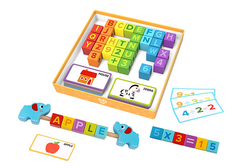 TY597 Learning Block Box