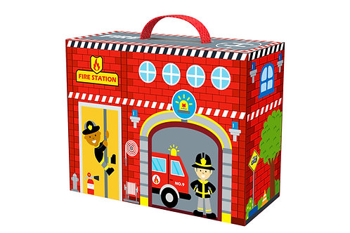 TY203 Fire Station Box
