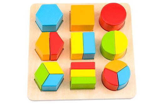 TL122Block Puzzle - Shape