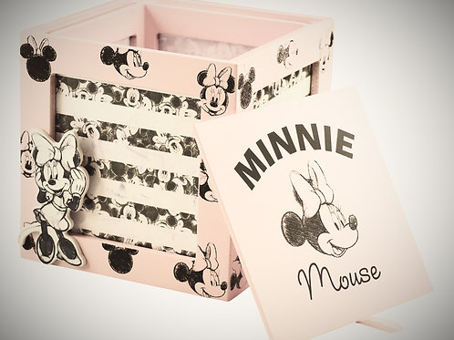Disney Mickey& Minnie Photo Box