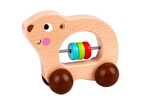 TKD006 Animal Roller - Bear