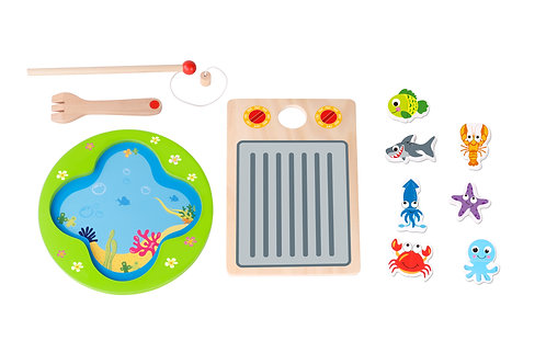 Tooky Toy Fishing & Grilling