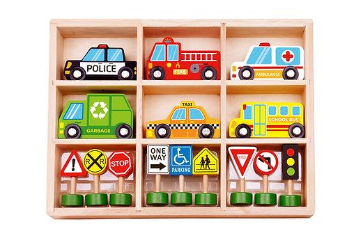 TKF050 Vahicle Box Set