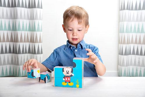 Disney Mickey Block Puzzle