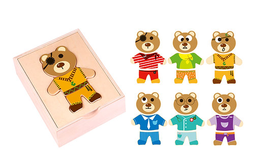 TY291 Dress Little Bear