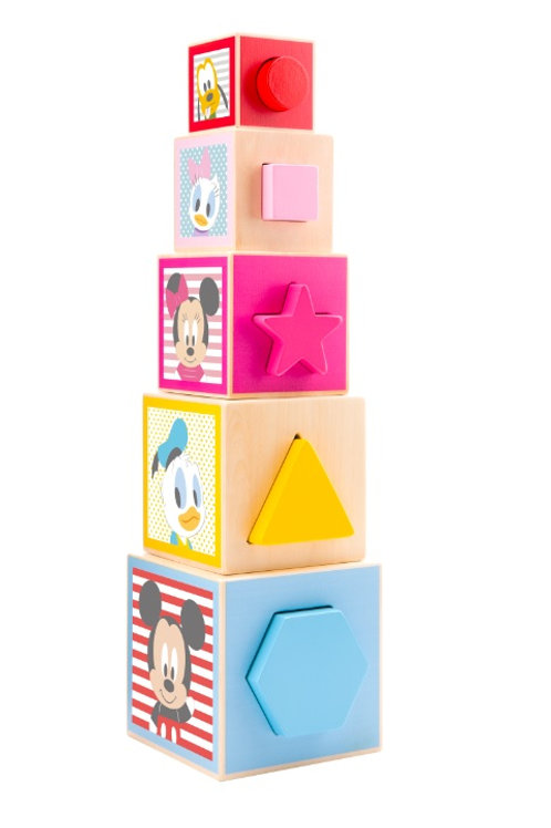 Disney Mickey Stacking boxes
