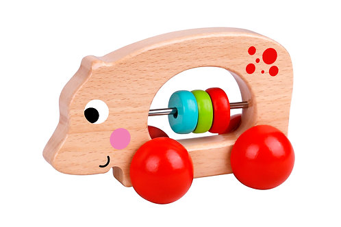 TKD005 Animal Roller - Hippo