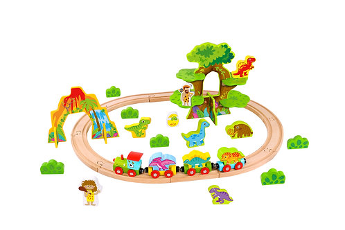 TKI054 Dinosaur Train Set - Medium
