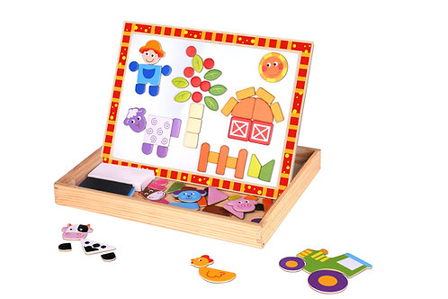 TKF014 Magnetic Puzzle