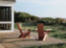 Adirondack Chair from Outermost Home