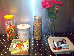 Our sweet treat station