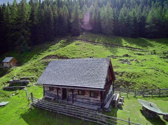Bröcklalm Hütte