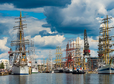 The Finnish city of Turku was added to the ranks of host ports of the Tall Ships Races 2021