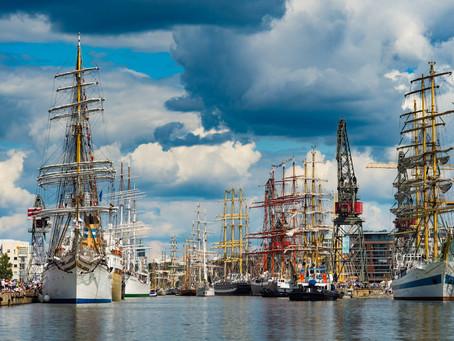 The Tall Ships Races 2021 võõrustajasadamate ridadesse lisandus Soome linn Turu