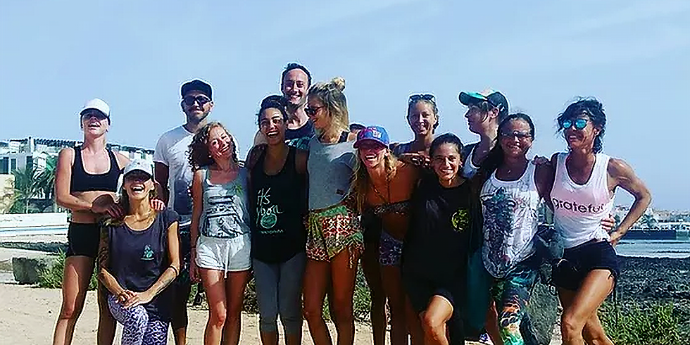 Fuerteventura Yoga Teacher Training (200h)