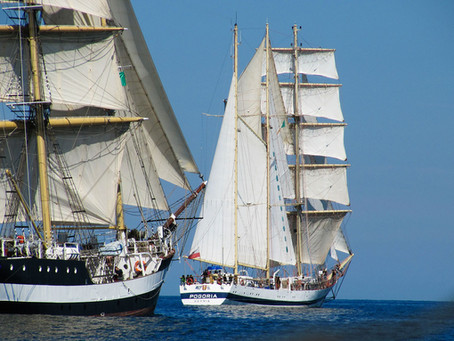 Tall Ships Races 2021 lükkub aastasse 2024. Merepidu sel aastal siiski tuleb!