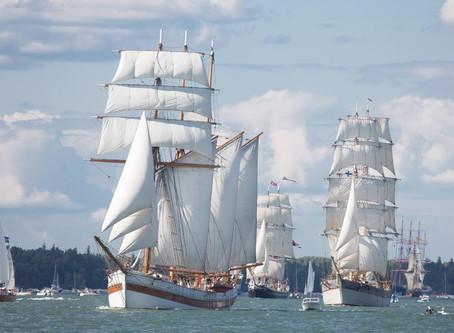 Tallinna Merepäevad toovad endaga suurejoonelise The Tall Ships Races laevastiku