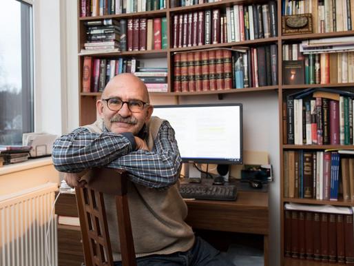David Vseviov esitleb romaani, kus fiktsioon on põimitud reaalsete sündmustega