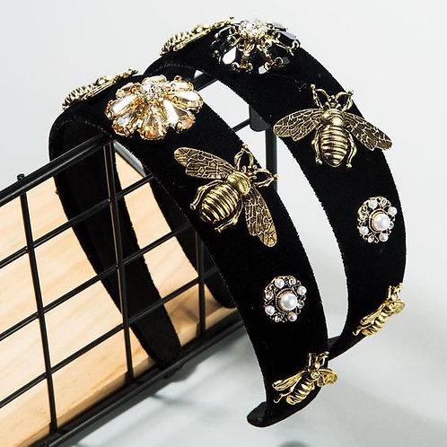 Queen Bee Headband