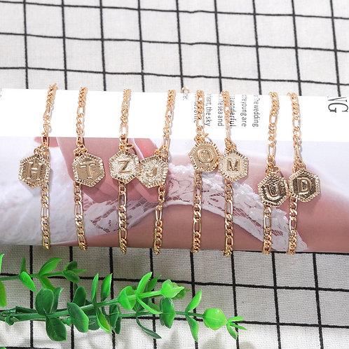 Initial Anklet/Bracelet