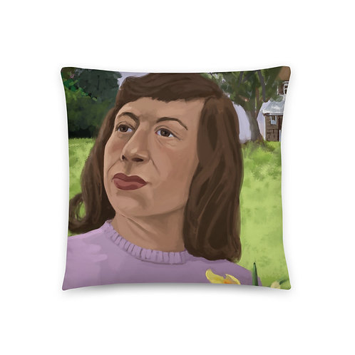 Lee Krasner Pillow