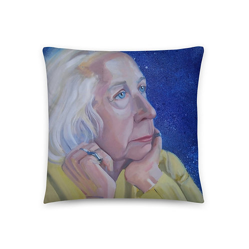 Gabriele Münter Pillow