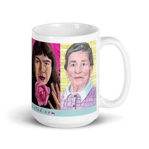 Women of the West Mug