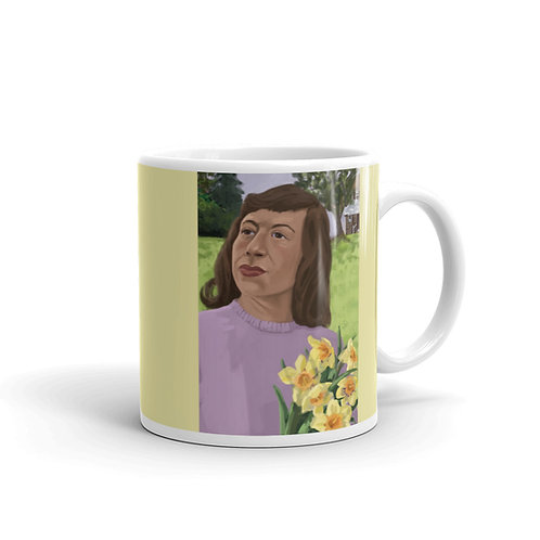 Lee Krasner Mug