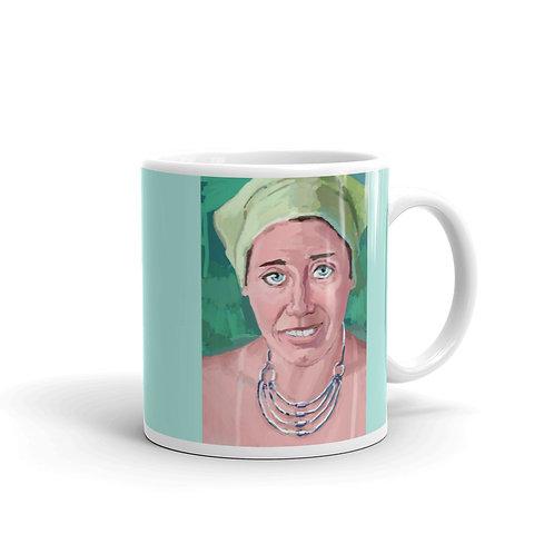 Joan Brown Mug