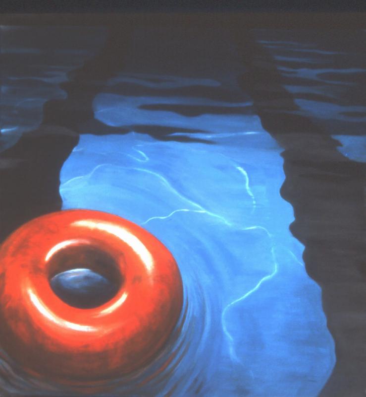 Red Inner Tube