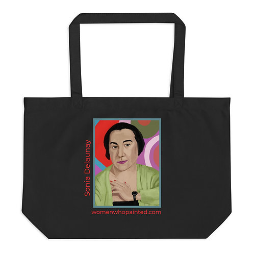 Large Tote Sonia Delaunay