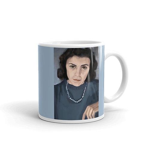 Joan Mitchell Mug
