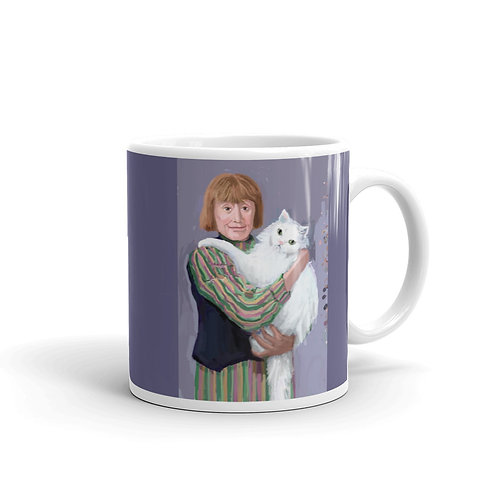 Elaine de Kooning Mug