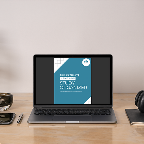 The Ultimate Study Organizer (Digital)