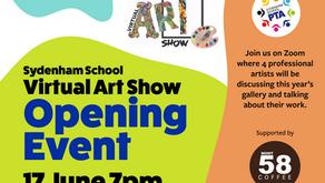 Virtual Art Show - Launch Event 2021
