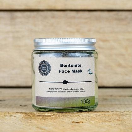 Bentonite Face Mask - Heavenly Organics