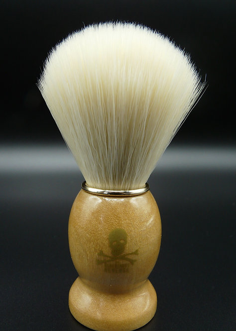 Beech Handled Shaving Brush - Cosy Cottage