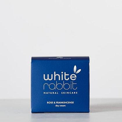 Rose & Frankincense Day Cream - White Rabbit