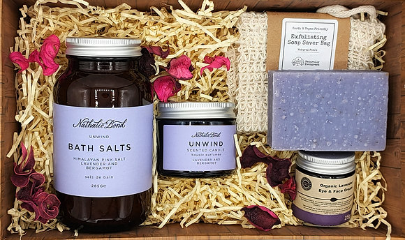 Relaxing Lavender Night In Gift Set