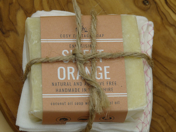 Sweet Orange Soap – Cosy Cottage